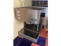 Gaggia Cubika Espresso and Cappuccino coffee maker