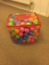 Playpit Balls