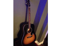 epiphone dr 100 vs GREAT CONDITION BARGAIN £55