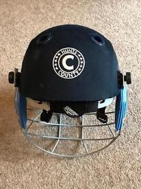Cricket helmet youths