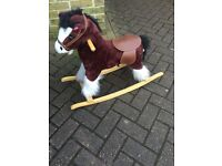 ROCKING HORSE VERY GOOD CONDITION