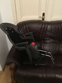 Kids bike seat in excellent condition