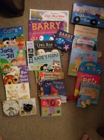 Selection of 21 children's books, good condition