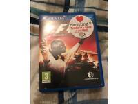 F1 2011 PS Vita Game