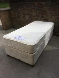 Single bed can deliver