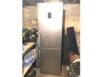 Silver Samsung fridge freezer