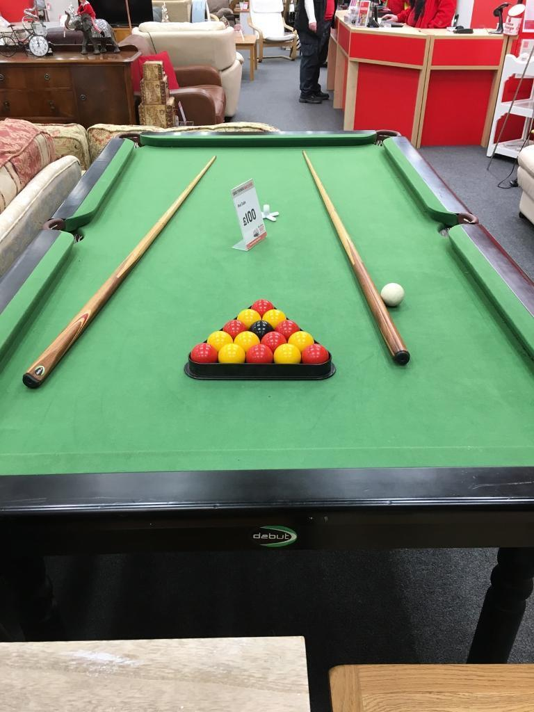Pool table | in Kings Lynn, Norfolk | Gumtree