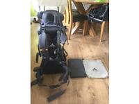 Vaude baby carrier