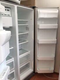 Spares or repair. Samsung American fridge/freezer