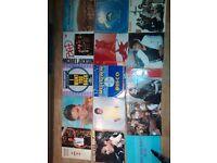 """23 x Michael Jackson vinyls LPs / 12"""""""