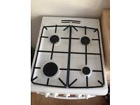 Gas oven and gas hob cooker