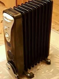 Silvercrest 2.6kw Portable Electric Heater