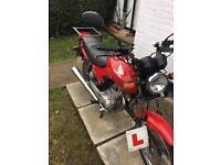 Honda CG 125cc 2007
