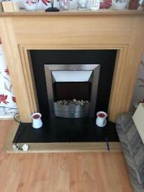 Electric Fireand surround