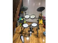Roland TD8 electronic drum kit