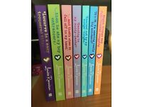 Louise Rennison Book Collection - Angus, thongs and full-frontal snogging and 6 more...