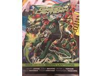 Green Lantern, War of the green lanterns