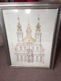 Laura Ashleigh Sammlung framed picture