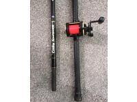 Century kompressor sport fishing rod