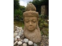 GARDEN ORNAMENTS, PLANTERS, PATIOS & WATER FEATURES