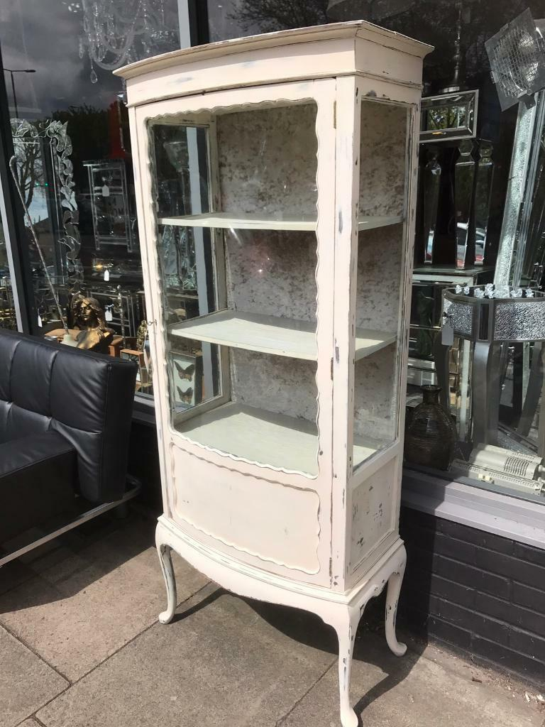 Shabby Chic Display Cabinets Techieblogie Info