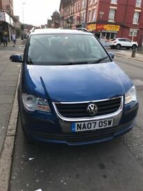 Volkswagen Touran 7 seater nice car for sale
