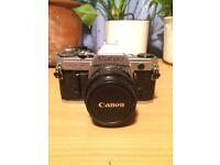 Canon AE-1 (non functioning-fixable)