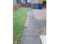 Looking to swap my one bedroom bungalow dunfermline for 4 in block two bed room kirkcaldy