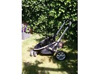 Mothercare Xpedior Pram/Pushchair and Infant Car Seat