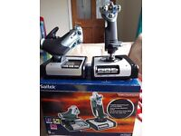 Saitek X52 Flight System (BOXED, near mint condition)