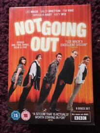 Not going out dvd box set