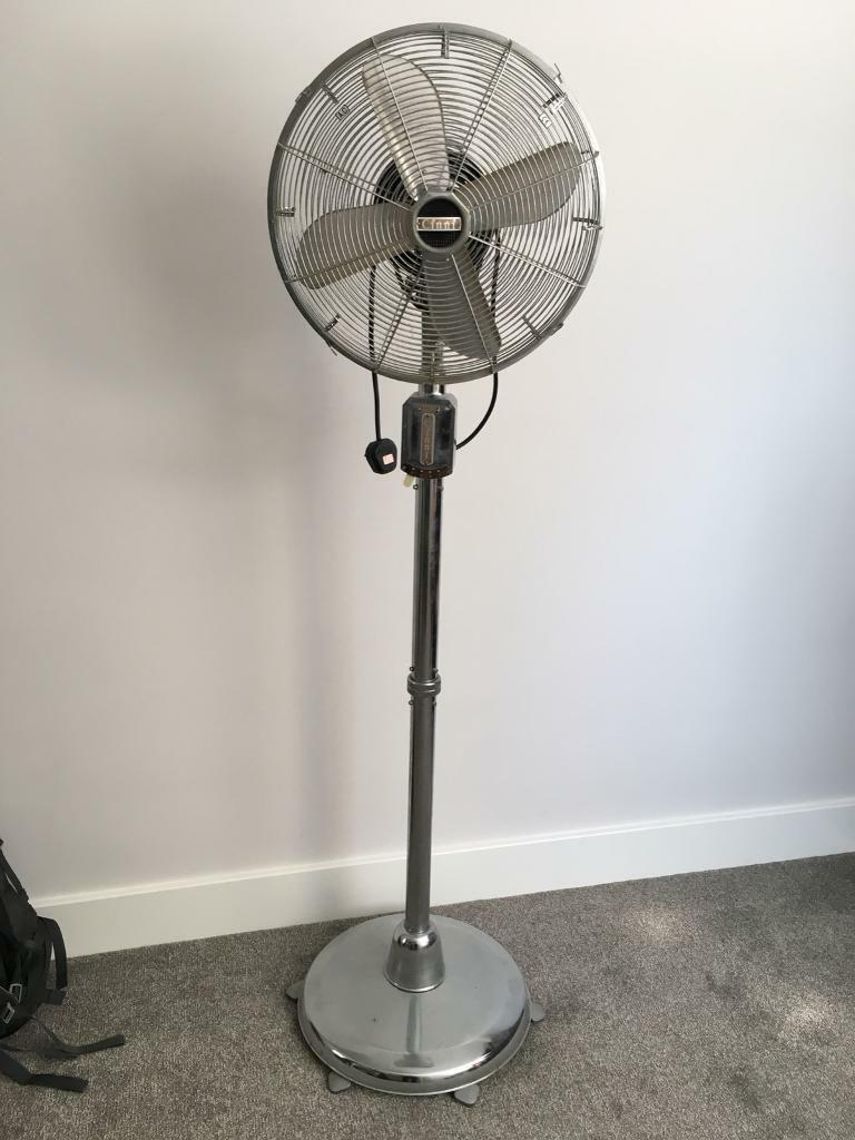 Cinni vintage floor fan