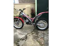 Gas Gas 250 .TXT pro trials bike