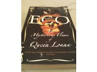The Mysterious Flame Of Queen Loana Paperback by Umberto Eco (Author), Geoffrey Brock (Translator)