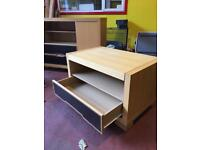 Sideboard with matching lamp tables