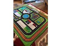 Brand new kids play rug 100 -133 cm