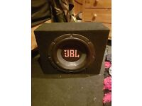 Sub and amp for sale!!!