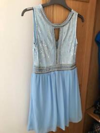 Lovely Blue Dress