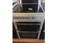 FLAVEL MILANO E60 ELECTRIC COOKER DOUBLE OVEN WITH GRILL FREE DELIVERY AND WARRANTY