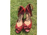 Size 5 river island shoes