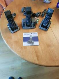 BT Freestyle Trio Cordless Phones