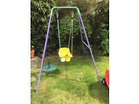 Free Swing - suitable for 6 months +