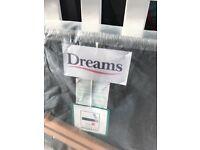 Dreams Double Bed Headboard