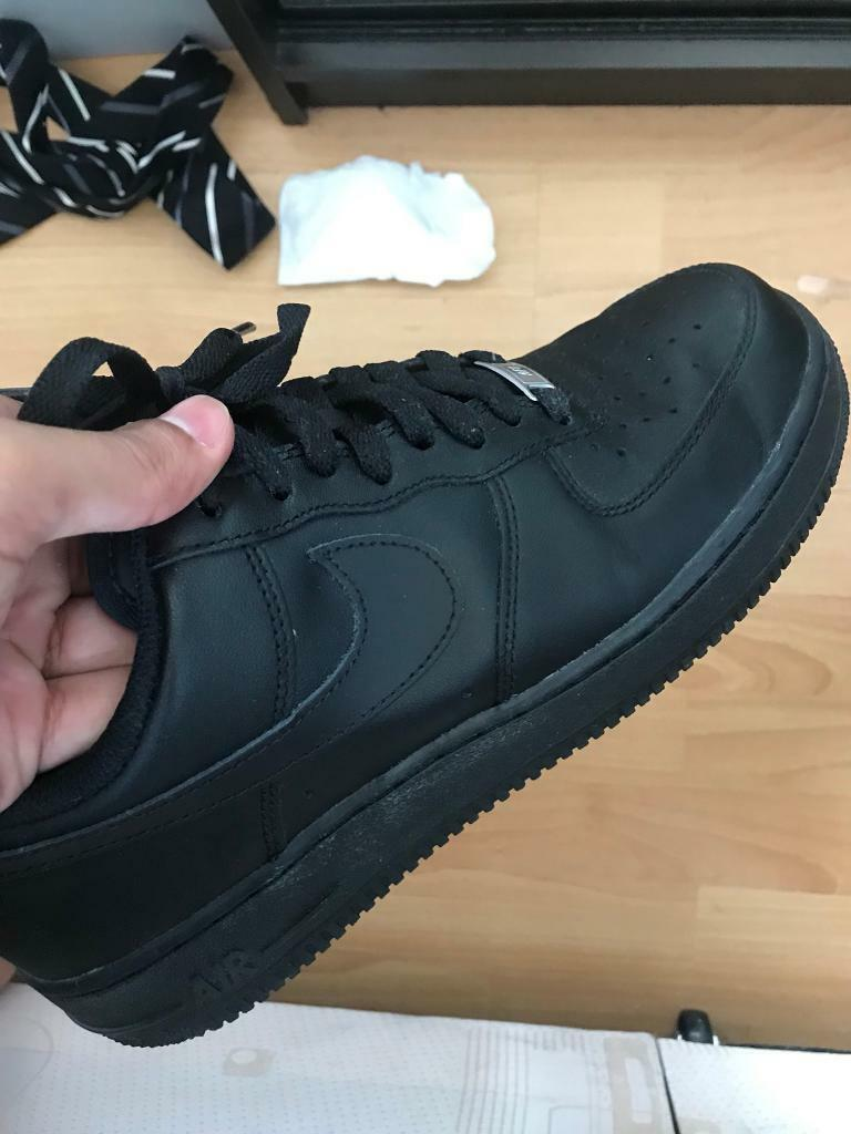 Men's Air Force one trainers