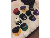 snapbacks mitchell and ness and other makes