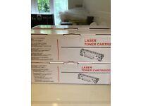 Brand new Laser Toner Cartridges