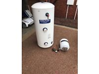 Stelflow direct 180 litre unvented water heater