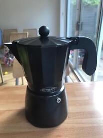 Coffee machine for hob