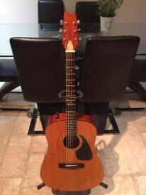Samick SW115E Acoustic Guitar