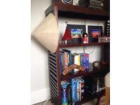 Reclaimed Teak Bookshelf